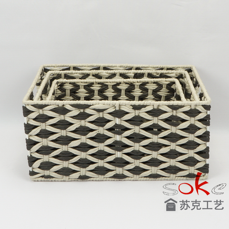 Storage basket paper rope suppliers
